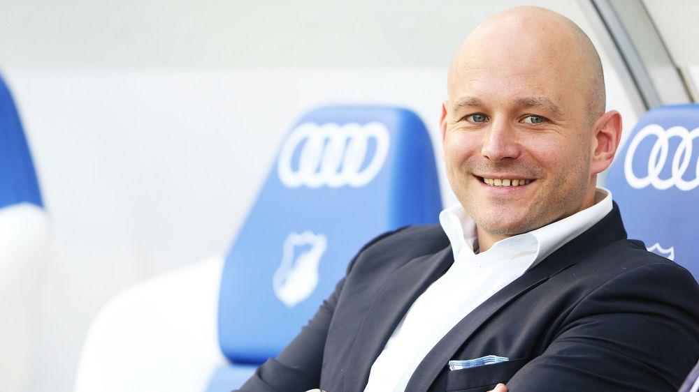 Medien: Hoffenheims Manager Alexander Rosen auf Arsenals Zettel