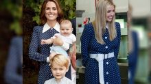Kate Middleton's twinning moment with Ivanka Trump