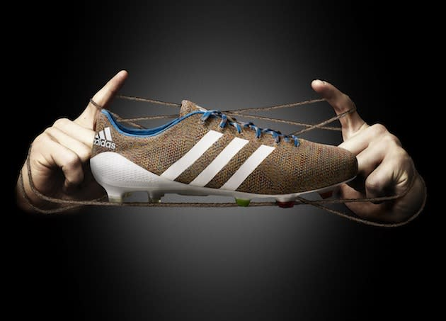 ad2c3d394422 Both Adidas and Nike have looked to the world s old age homes for the  latest in football boot technology