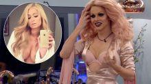 Courtney Act watched Paris Hilton's sex tape... WITH Paris Hilton