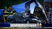 Investigators Asking Witnesses Of Deadly NJ Crash To Come Forward