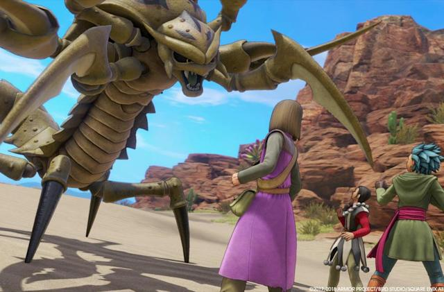 'Dragon Quest XI' is the gateway JRPG new players needed