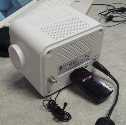 Secrets of the Chumby One: it can be turned into a 3G router