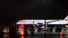 British Airways flight does emergency landing after fumes fill the cockpit
