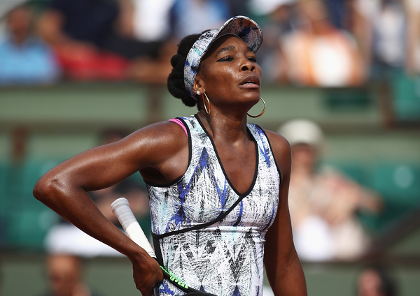Venus Williams Only The Latest Celeb To Be Involved In A