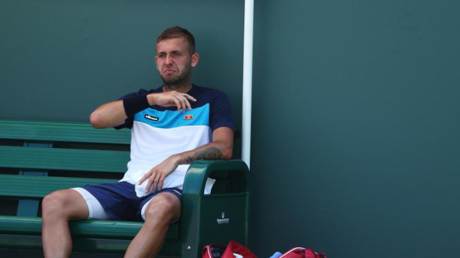 Great Britain's Dan Evans and Heather Watson lose to qualifiers in the first round of the Miami Open