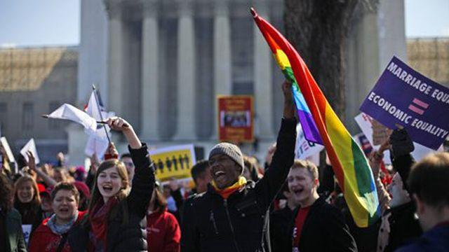 Same-sex marriage reaches the Supreme Court