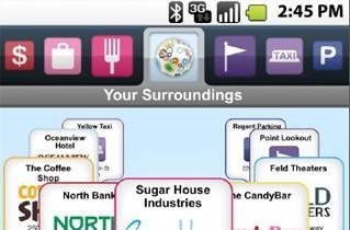 T-Mobile pushing apps hard with myTouch 3G; Sherpa pictured, detailed