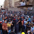 5 protesters dead in violence over key Baghdad squares