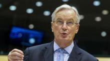 Brexit talks to resume after Michel Barnier speech breaks impasse