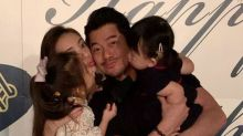 Aaron Kwok gets to spend birthday with family