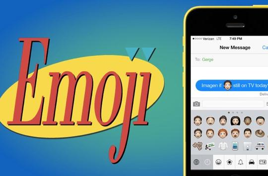 Don't think you want Seinfeld emojis? You better think again, Mojambo!