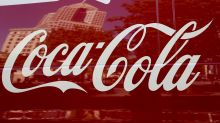 Coke sales fall as company shifts gears, sheds bottling biz