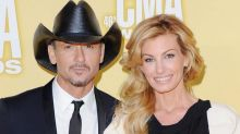 Faith Hill and Tim McGraw Continue to Give Us #RelationshipGoals