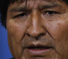 The Latest: Morales says he's leaving Bolivia for Mexico