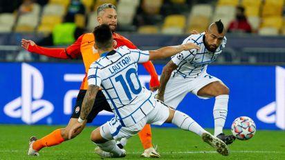 L'Inter non sa più vincere, neanche in Champions: contro lo Shakhtar è 0-0