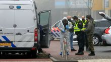 Blast strikes Dutch COVID-19 test centre; police call it an attack