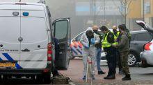 Blast strikes Dutch COVID-19 test centre; police call it an attack