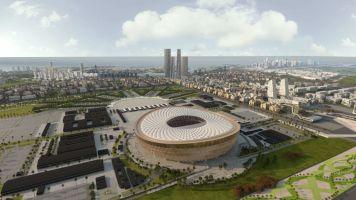 Revelaron como será el estadio en el que se jugará la final del mundial en Qatar del 2022