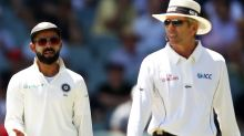 Umpire in hot water after stunning altercation with Virat Kohli
