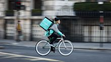 Amazon's Deliveroo Deal Probed as U.K. Targets Tech Giants