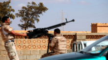 Video 'shows ISIS fighters being executed by Libyan forces'