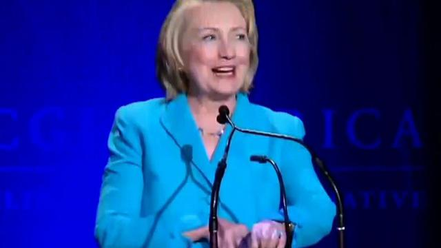 Hillary Clinton to make policy speeches; Will she run in 2016?