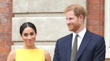 Meghan Markle and Prince Harry's post-wedding thank-you cards revealed