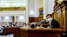 Ukraine parliament adopts 'historic' land reform bill