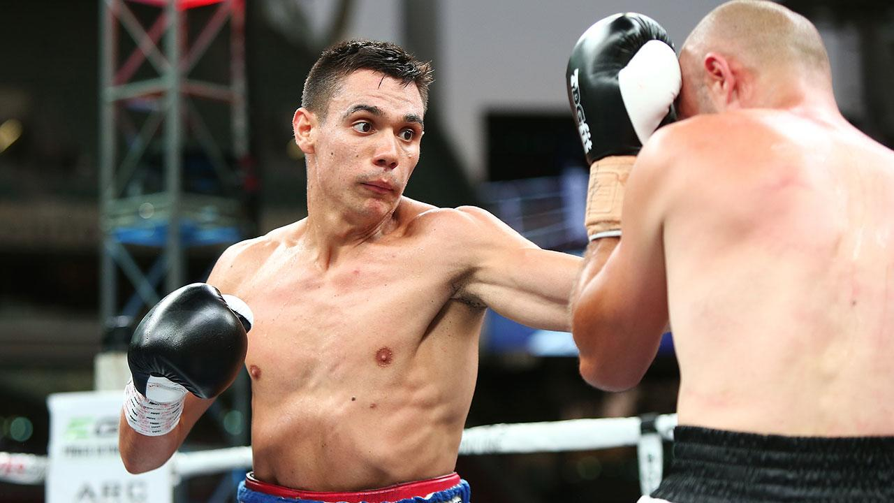 Tim Tszyu eyeing the big title his famous dad never won