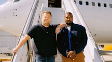 Kanye West put James Corden's staff through the ringer for Carpool Karaoke
