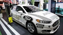 Ford will begin testing self-driving cars in an unnamed city