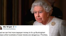 The Queen is getting a massive pay rise and Twitter isn't impressed