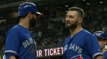 Kevin Pillar apologizes for gay slur, suspended two games by Blue Jays