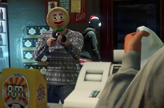 GTA 5 'Festive Surprise' brings Christmas fear to Los Santas