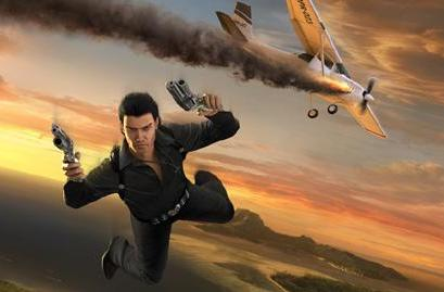 Some Just Cause 2 details, just 'cause