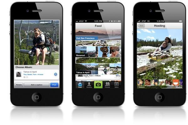 Color abandons app independence for Facebook, hopes you'll pay someone a 'visit'
