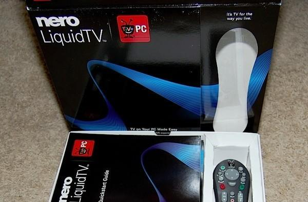 Hands-on and unboxing: Nero LiquidTV   TiVo PC