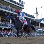 Derby winner Medina Spirit tests positive for regulated drug, trainer Bob Baffert says he'll fight it