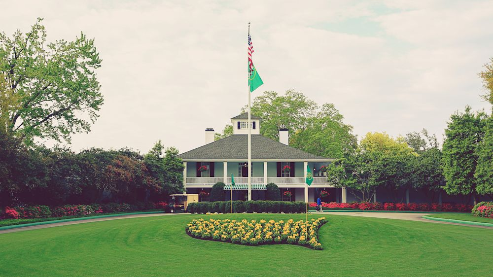 Why isn't the Masters on TV in the morning? Because Augusta says so