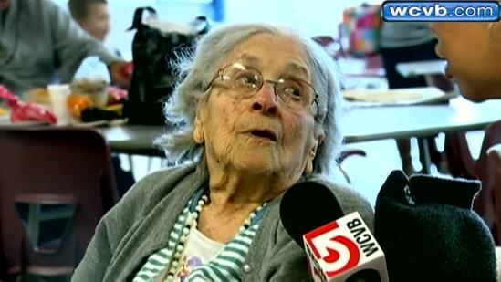 Elderly residents, 98 and 90, try to ride out storm, evacuated