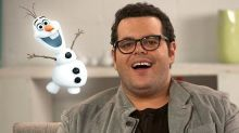 Watch Josh Gad Answer Kids' Burning Questions About 'Frozen' Snowman Olaf