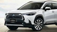 VW Taos e Toyota Corolla Cross, dois utilitários que chegam no primeiro trimestre de 2021