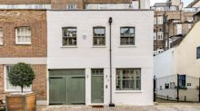 Stylish home in only mews in London with stables