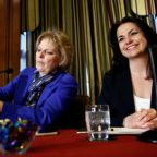 """Three Conservatives quit party in protest at """"disastrous Brexit"""""""