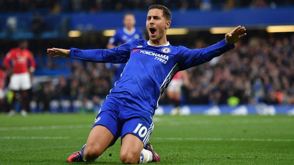 "Chelsea, Conte : ""Aucune garantie que Hazard reste"""