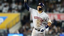Astros one game away from World Series after Yankees win