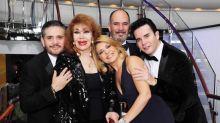 Madre de Itatí Cantoral, Itatí Zucchi, muere por complicaciones de covid-19, confirman sus hijos
