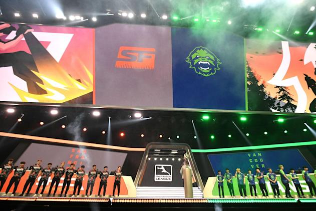 Overwatch League cancels all homestand matches through April