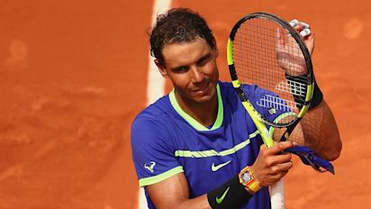 Nadal eyes serving improvements after Paire victory